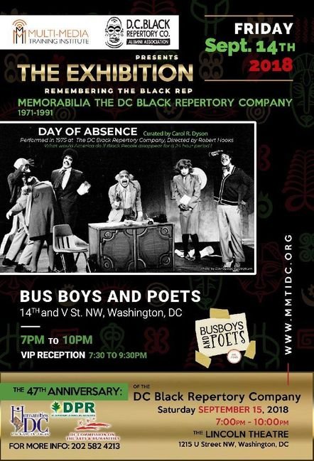 The DC Black Repertory Company