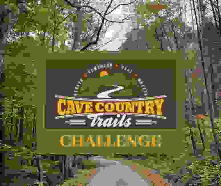 Cave Country Trails Challenge logo
