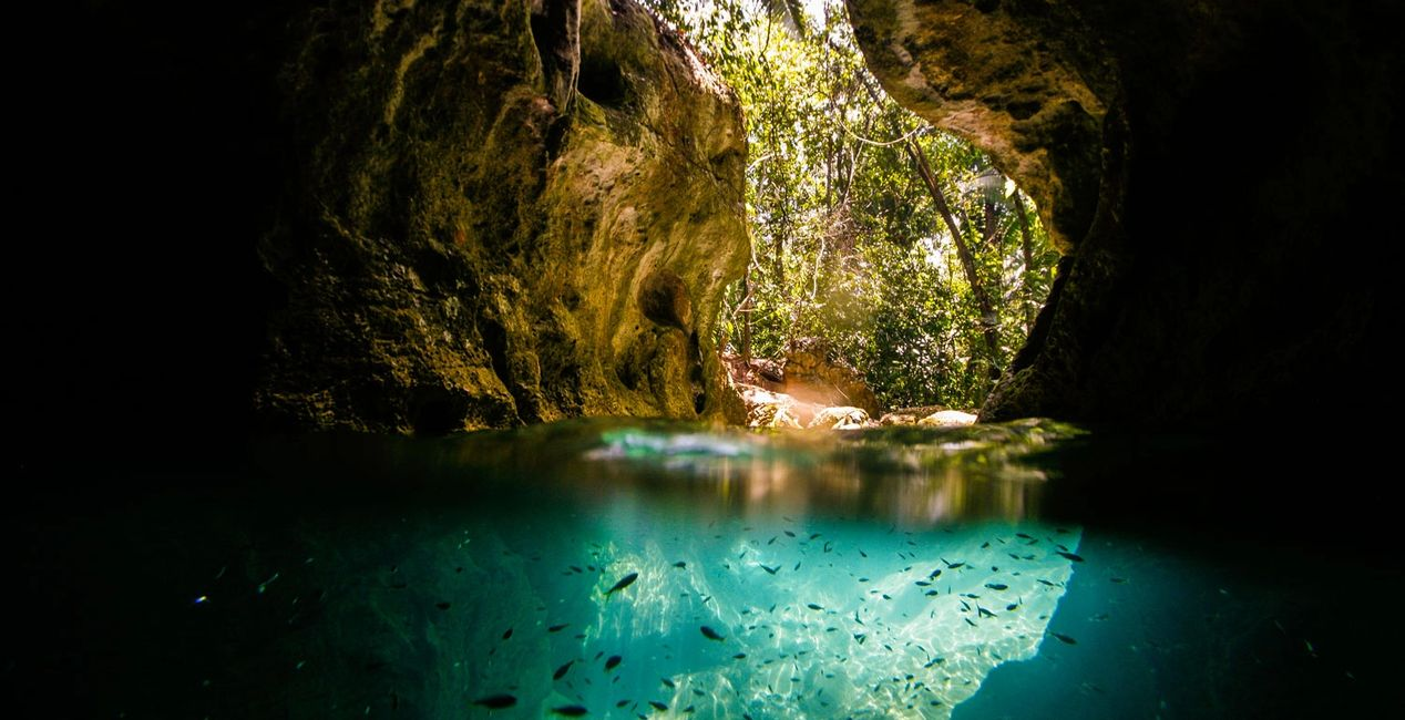 Our ATM River Cave Tour is one of our most exiting day tours...