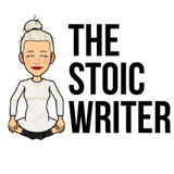 Stoic Writing Scene