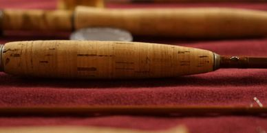 Experts in bamboo fly rods, restoration and repair services for fly fishing rods.