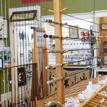 Fly Fishing Products at Root River Rod Co