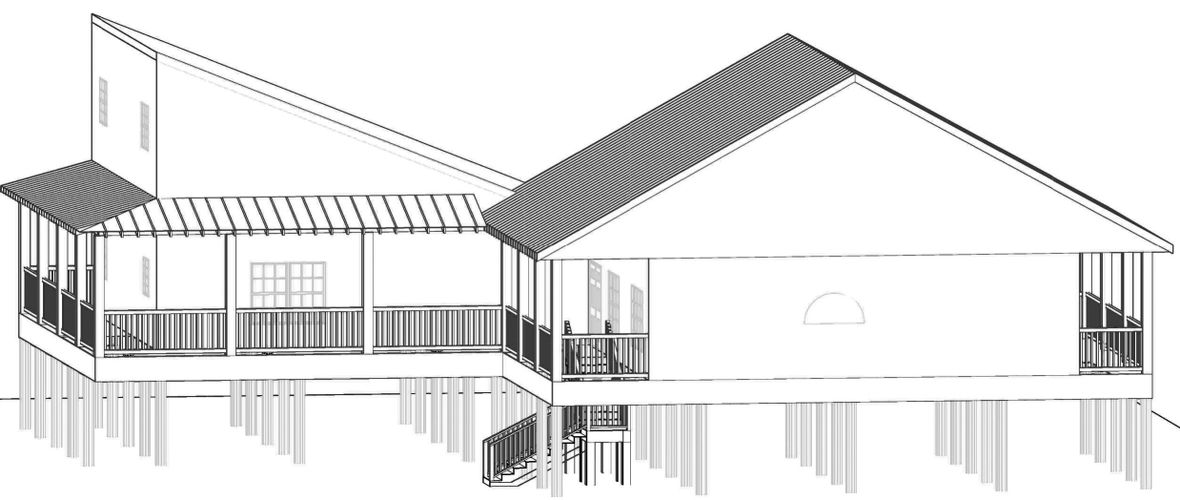 Residential Construction 2,200 square foot addition - Design Build
