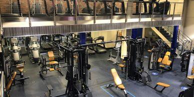 Fitness Center Gyms Tilton Fitness Atlantic City New Jersey