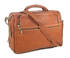 Best leather briefcases handmade with fine leather. Made in USA bags are popular by women and men.