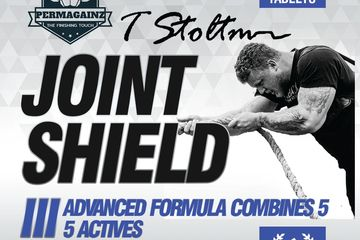 Tom Stoltman Total Joint Support Shield