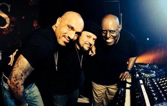 David, Louie Vega and Tony Humphries
