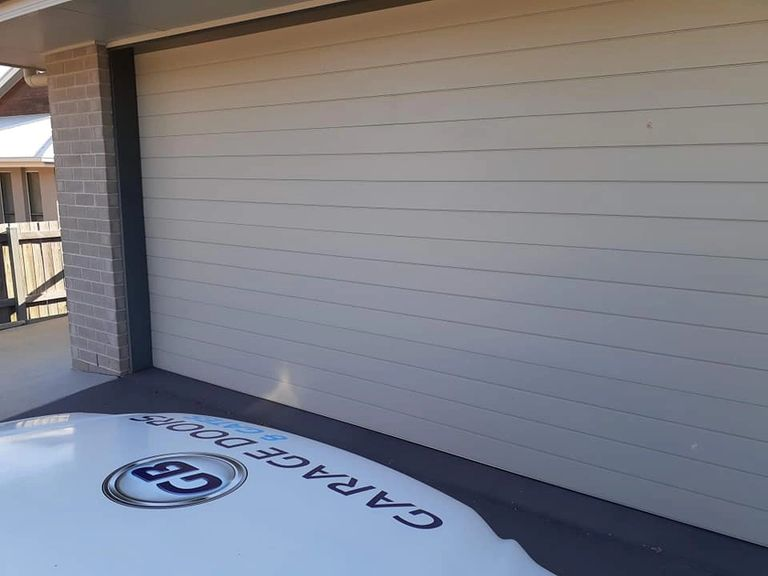 GB Garage door roller door