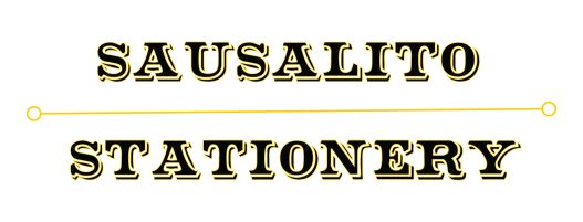 Sausalito Stationery