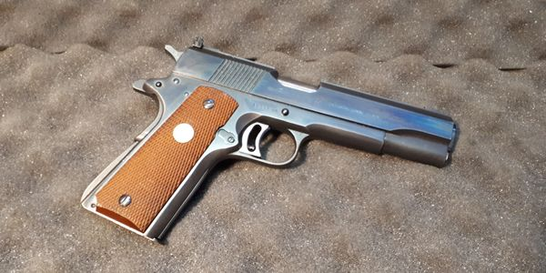 Colt 1911 National Match .45ACP