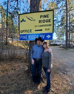 Pine Ridge Rv Park Rv Park Ruidoso New Mexico