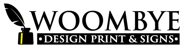 Woombye Design Print & Sign