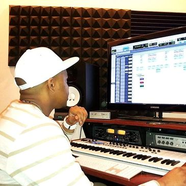 We offer music and visual production services by way of our recording studios, engineers, producers.