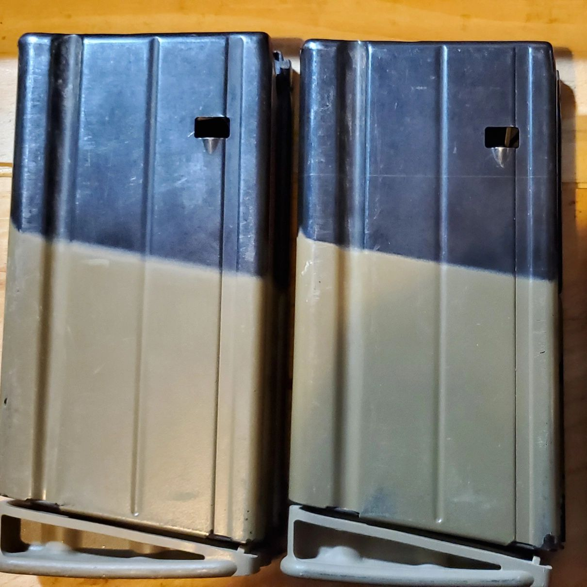 SCAR 17 MAGS FACTORY MAG. 20 ROUND 39.99 EACH