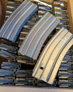Colt 30 round USED mags for your AR15/M16 for 16.99 each