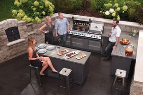 Napoleon Oasis Outdoor Kitchen Island