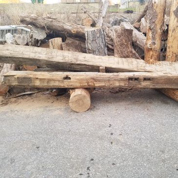 Authentic Barn Beams