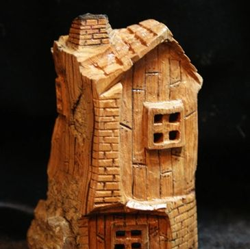 The Wood Den Chainsaw Carving Rustic Furniture