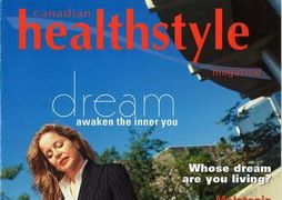 Fitness columinst - Canadian Healthstyle Magazine