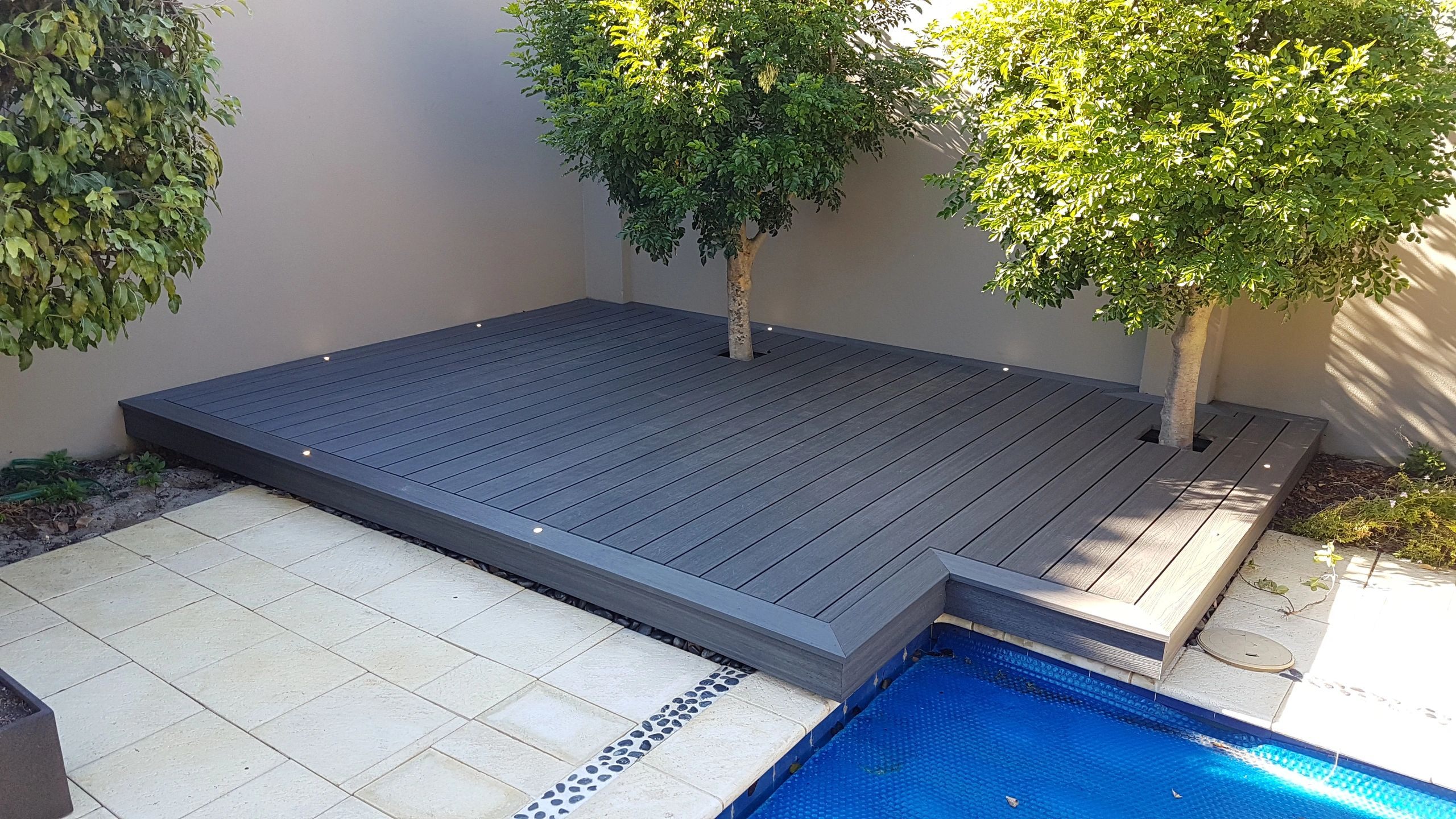 DECKING COMPOSITE DECK