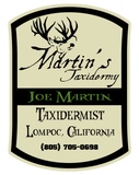 Martin's Taxidermy