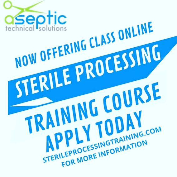 Central Processing Sterile Processing Training
