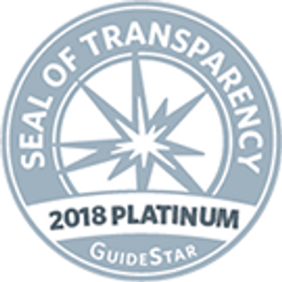 BLOCKS earned the Guidstar Platinum level seal of transparency