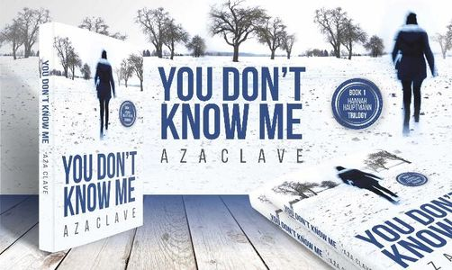 Mystery Crime Thriller debut with  Erotica  - You Don't Know me