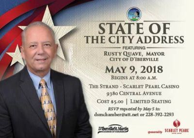 D'Iberville State of The City Address