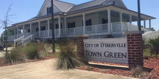 City of D'Iberville Town Green