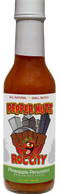PepperNutz small batch all natural artisan crafted Pineapple Habanero hot sauce