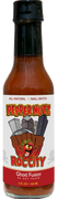 PepperNutz small batch all natural artisan crafted Ghost Pepper hot sauce - Ghost Fusion