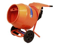 Concrete mixers and concrete finishing
