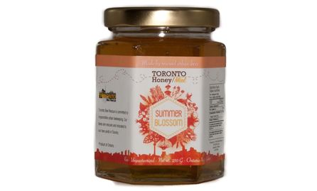 Toronto Summer Blossom Honey