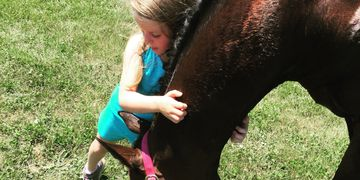 equine-assisted riding therapy thoroughbred showcase ottb events conyers GIHP