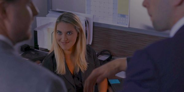 Kora Farley-Smith in Corporate Girl (Short Film) by Director, Writer, Producer Ivana Strajin