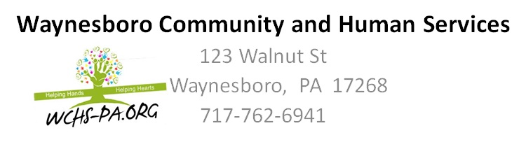 Waynesboro Community and Human Services 123 Walnut St, Waynesboro