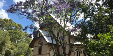 The Old Church Estate Wedding and Events Venue near Byron Bay Northern Rivers Region NSW