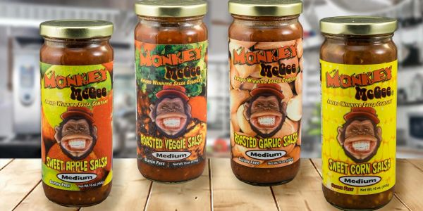 Monkey McGee Salsa & Sauce Company Wholesale offered