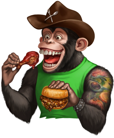 Monkey McGee Videos, Salsa, Cooking Sauce, BBQ, Hot Sauce