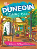 My Dunedin Coloring Book, Sketches & Impressions of Dunedin Florida