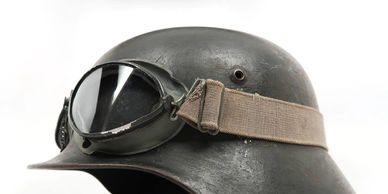 Remarkable History from WWII German Third Reich in Our Museum or Find Your Militaria in Our Shop.