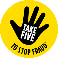 Take Five - Stop The Fraud