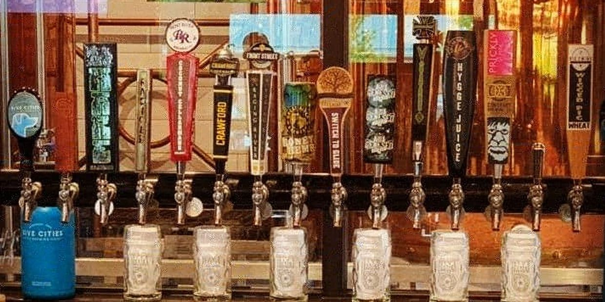 Quad Cities Craft Beer Week, Five Cities Brewing, Craft Beer, CraftQC, Tap Takeover, Brewery