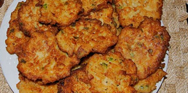 Puerto Rican Codfish Cakes  Page 51