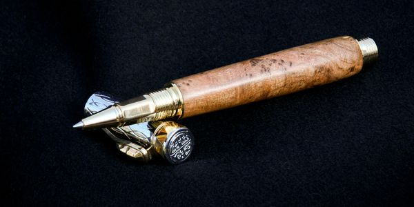 Cherry burl pen.