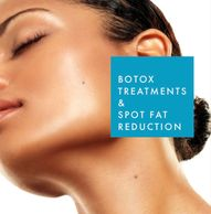 Botox treatment and fat reduction