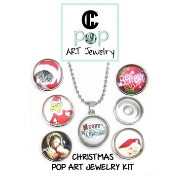 Christmas Holiday Jewelry Kit