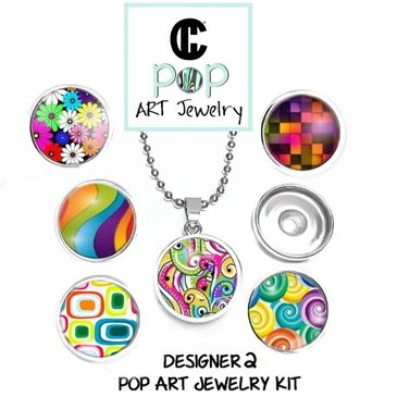 Snap Charm Jewelry Kit