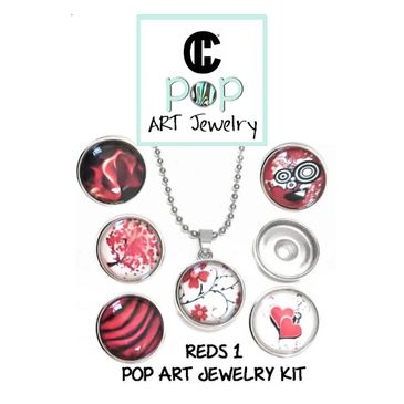 Snap Jewelry Kit DIY